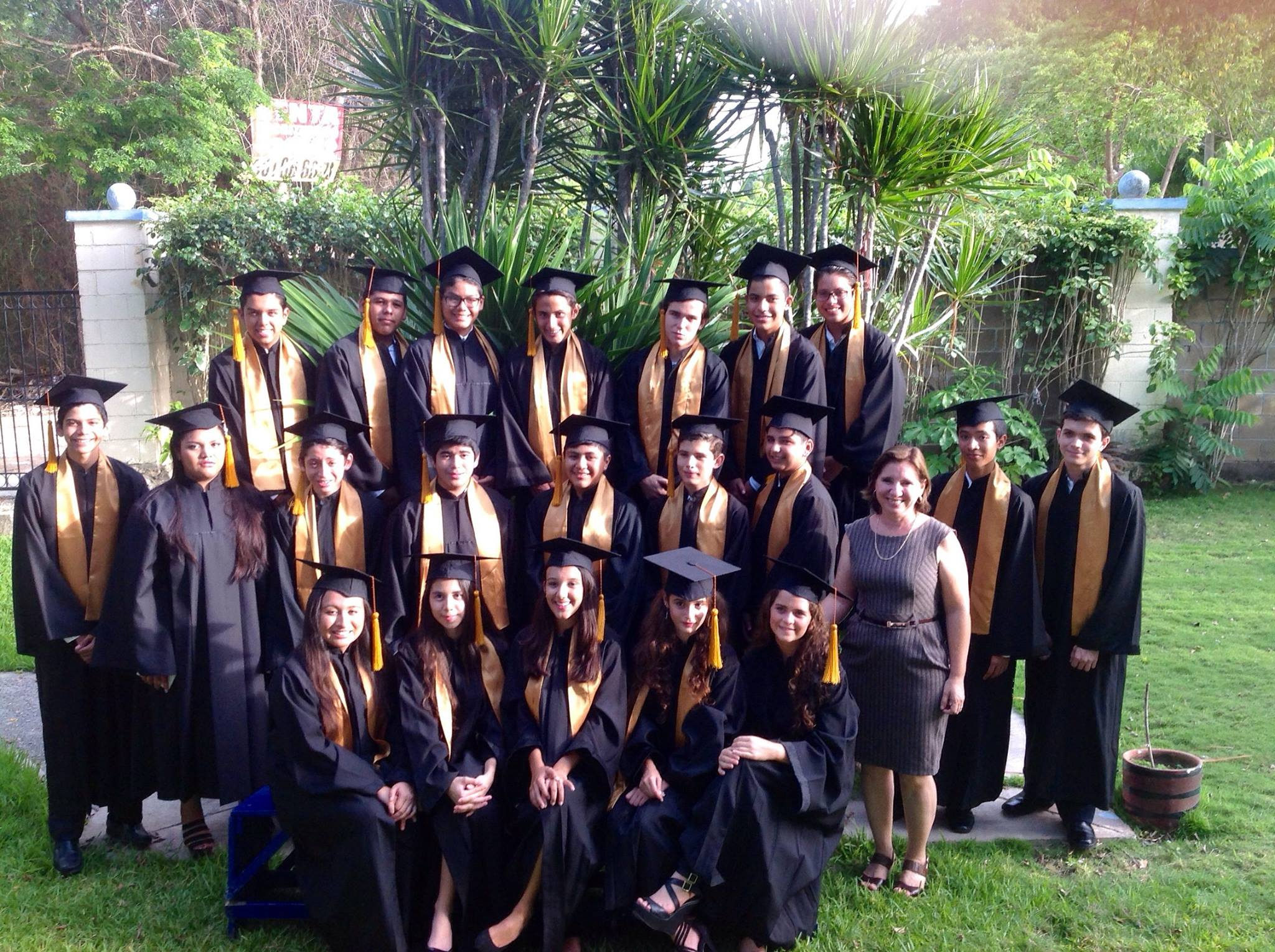 Graduados Secundaria Cancun