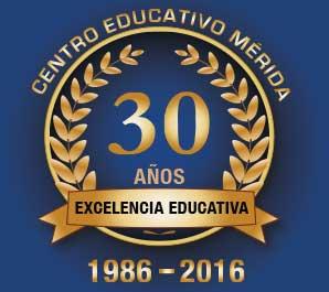 emblema 30 años CEM
